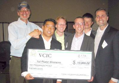 VCIC 2005 Global Champs Berkeley