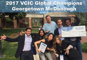 Georgetown McDonough – Global Champs