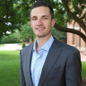 Trey Roberts,  UNC Kenan-Flagler VCIC Fellow