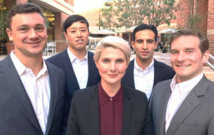 1st Place – UCLA Anderson