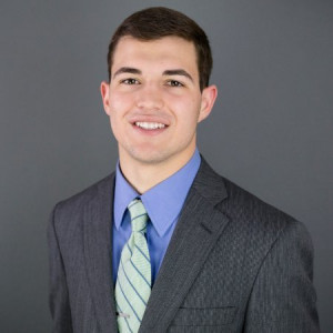 <b>Jonathan Perron,</b>  UNC Kenan-Flagler VCIC Fellow