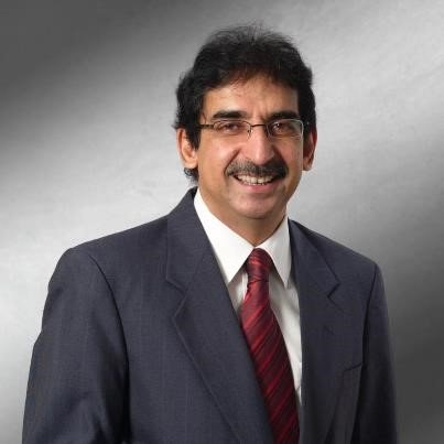 <b>Prof. Vijay Sethi,</b>  Nanyang Business School