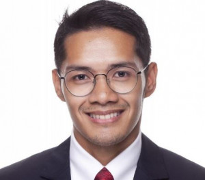 Dustin RJ Masancay,  Nanyang Business School