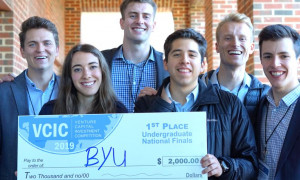 1st Place – BYU